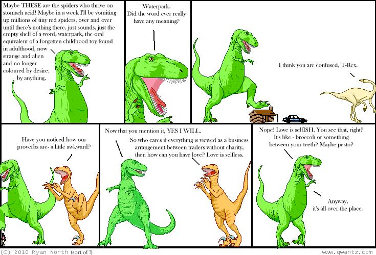 Dinocomix